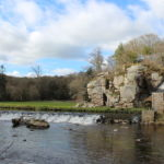 Moulin du Losser sur les rives du Léguer.